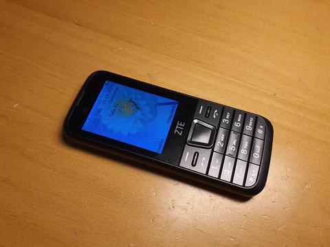 Puhelin (ZTE F320)