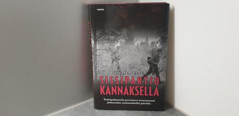Kirja (Sissipartio Kannaksella)