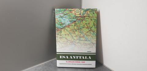Kirja (Elokuun kriisi 1940)