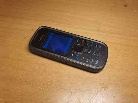 Puhelin (Nokia 5030)