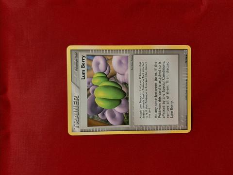 Lum Berry 78/106 -  EX Emerald