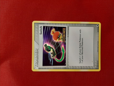 Switch  83/101 Foil - EX Dragon Frontiers