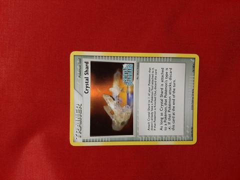 Crystal Shard  76/100 Foil - EX Crystal Guardians