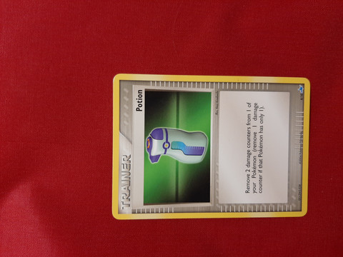 Potion -8/10 -  XY Trainer Kit: Latias & Latios