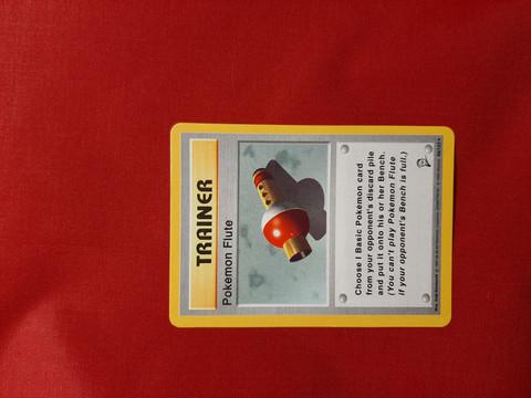 Pokémon Flute 86/102 - Base Set 2