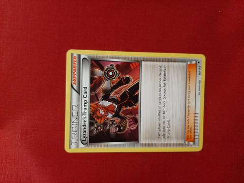 Lysandre's Trump Card 99/119 - Phantom Forces
