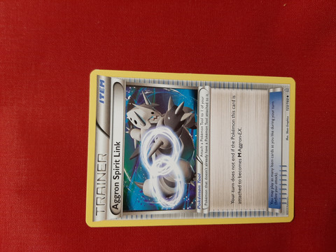 Aggron Spirit Link 123/160 - Primal Clash