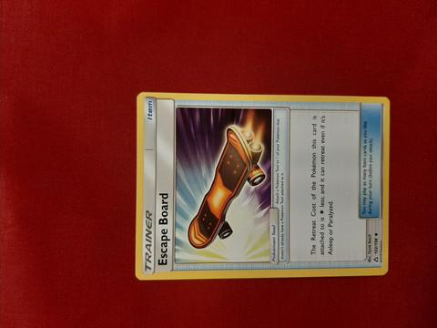Escape Board (V.1) 122/156 - Ultra Prism