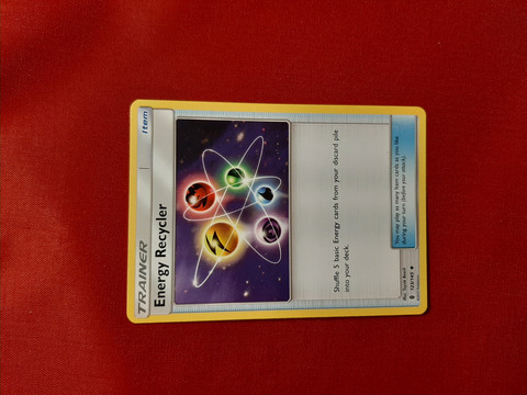 Energy Recycler   127/145 - Guardians Rising