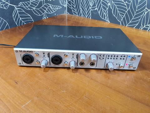 MIDI -äänisovitin (M-Audio)