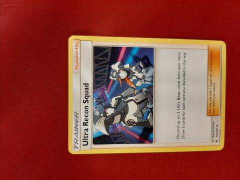 Ultra Recon Squad (V.1) 114/131 - Forbidden Light