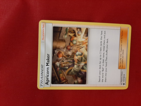 Apricorn Maker (V.1) 124/168 - Celestial Storm