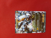 Black Kyurem EX 100/113 - Legendary Treasures
