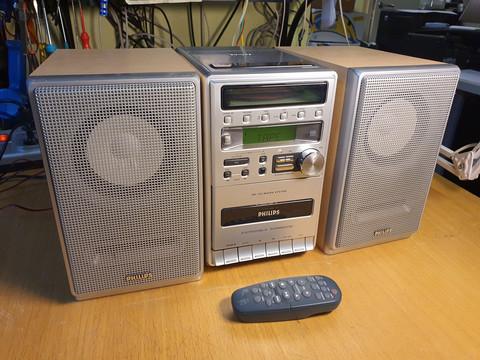 Stereosarja (Philips MC-122/22)