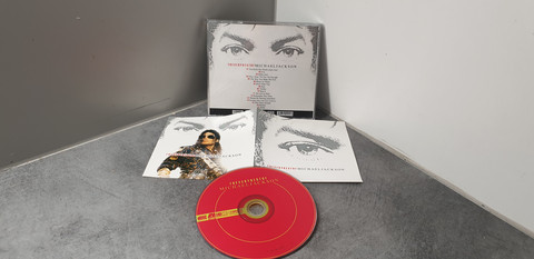 CD (Michael Jackson - The very best of)