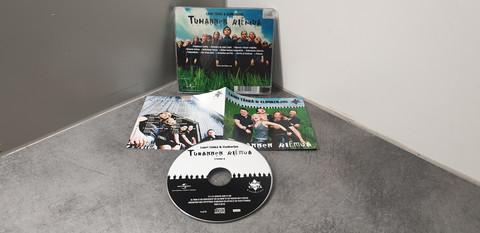 CD (Lauri Tähkä & Elonkerjuu - Tuhannen riemua)
