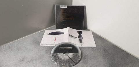 CD (Foo Fighters - Echoes, Silence, Patience & Grace)