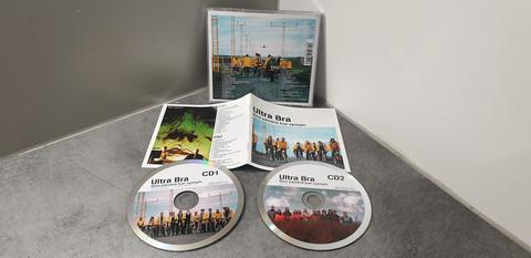 CD (Ultra Bra - Sinä päivänä kun synnyin)