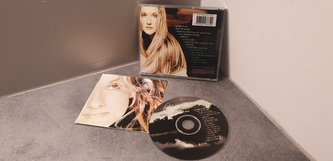 CD (Celine Dion - All The Way..)