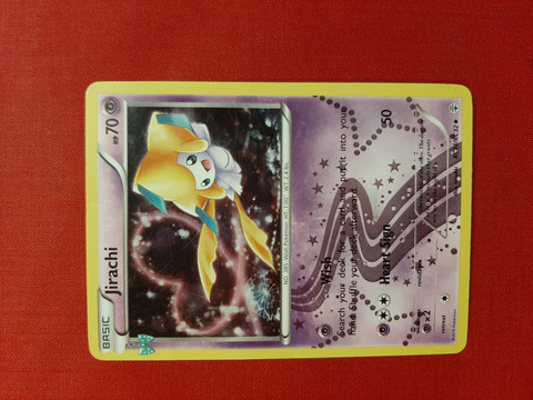 Jirachi (Radiant Collection) Rc13/RC32 - Generations Foil