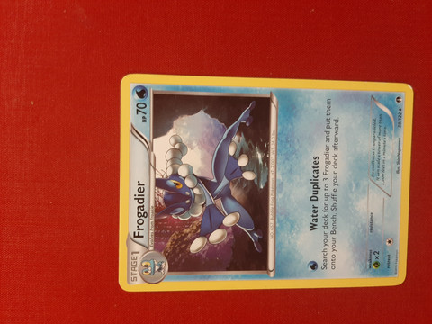 Frogadier 39/122 - BREAKpoint