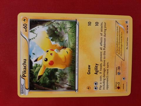 Pikachu 48/162 -  Breakthrough