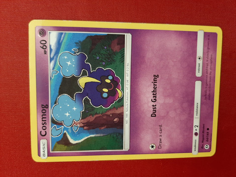 Cosmog [Dust Gathering] 64/149 - Sun & Moon
