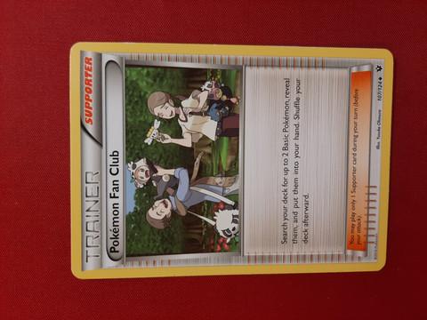 Pokémon Fan Club 107/124 - Fates Collide