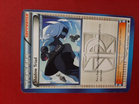 Shadow Triad 102/116 - Plasma Freeze