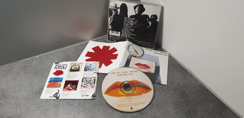 CD (Red Hot Chili Peppers)