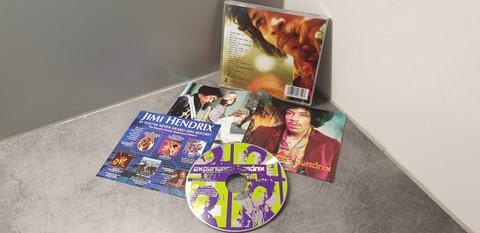 CD (Experience Hendrix - The Best of Jimi Hendrix)