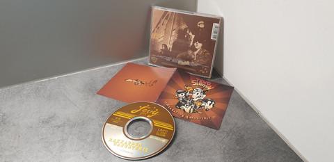 CD (Tehosekoitin - Rakkauden Gansterit)