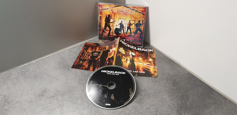 CD (Nickelback - Here and Now)
