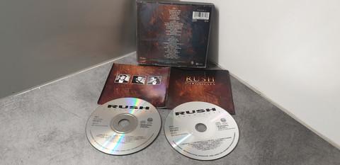 CD (Rush - Chronicles)