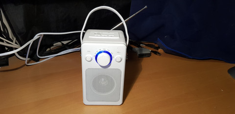 Keittiöradio MP3 -soittimella (TA-871G)