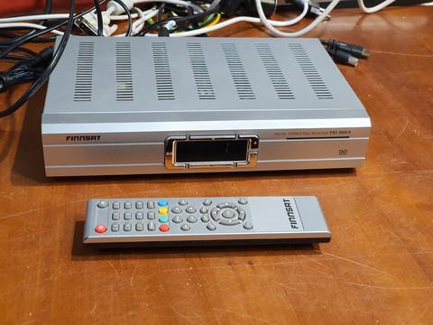 Antenniverkon digiboksi (Finnsat FST 300CX)