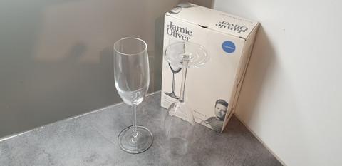 Shampanja-lasit (Jamie Oliver)
