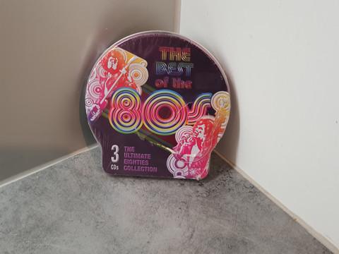80 -luvun CD kokoelma