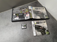 Need for Speed ProStreet Nintendo DS -peli