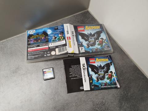 Batman the Videogame Nintendo DS -peli