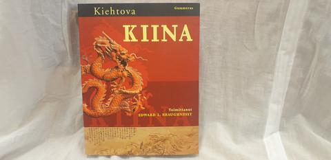 Kiehtova Kiina -kirja