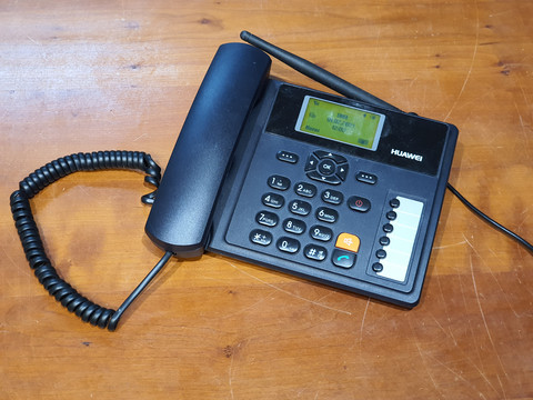 GSM -pöytäpuhelin (Huawei B160)