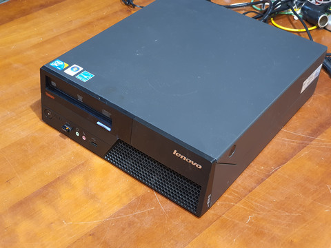 Pöytätietokone (Lenovo ThinkCentre M58p)
