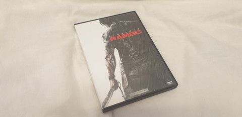 Rambo -DVD