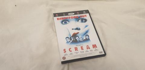 Scream -DVD