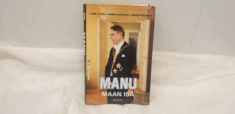 Manu - Maan Isä -kirja