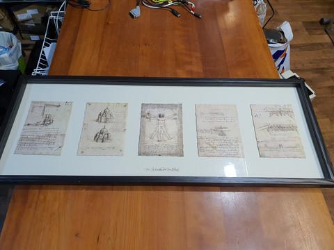 Ikea Da Vinci Taulu (vain nouto)