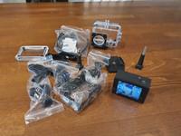 Action kamera (Nedis ACAM40BK)