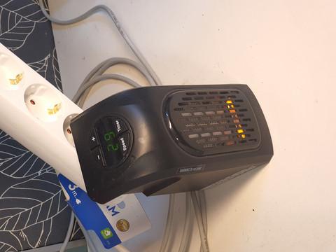 Lämmitin (Handy Heater HEAT-MC4)