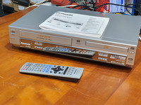 DVD/VHS -soitin (Panasonic NV-VP26EC)